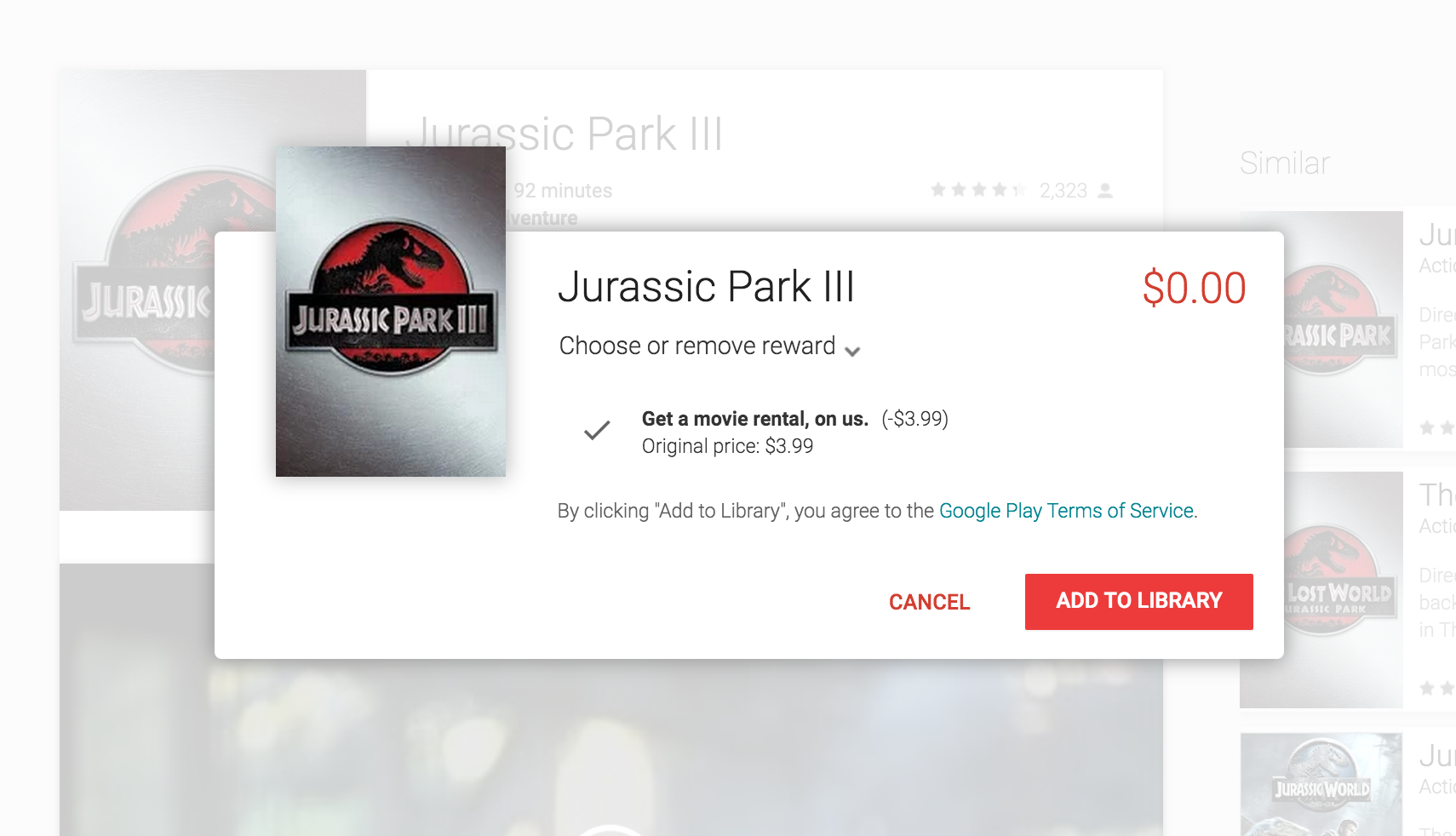 chromecast 2015 owners get free movie rental on google play