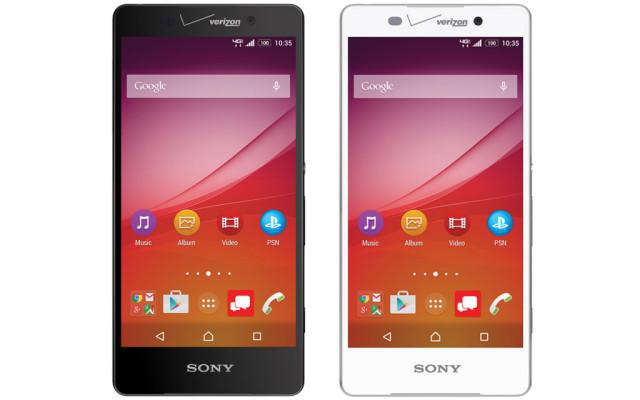 Sony Xperia Z4v Verizon