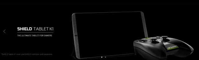 Buy the New SHIELD tablet K1   NVIDIA SHIELD Store