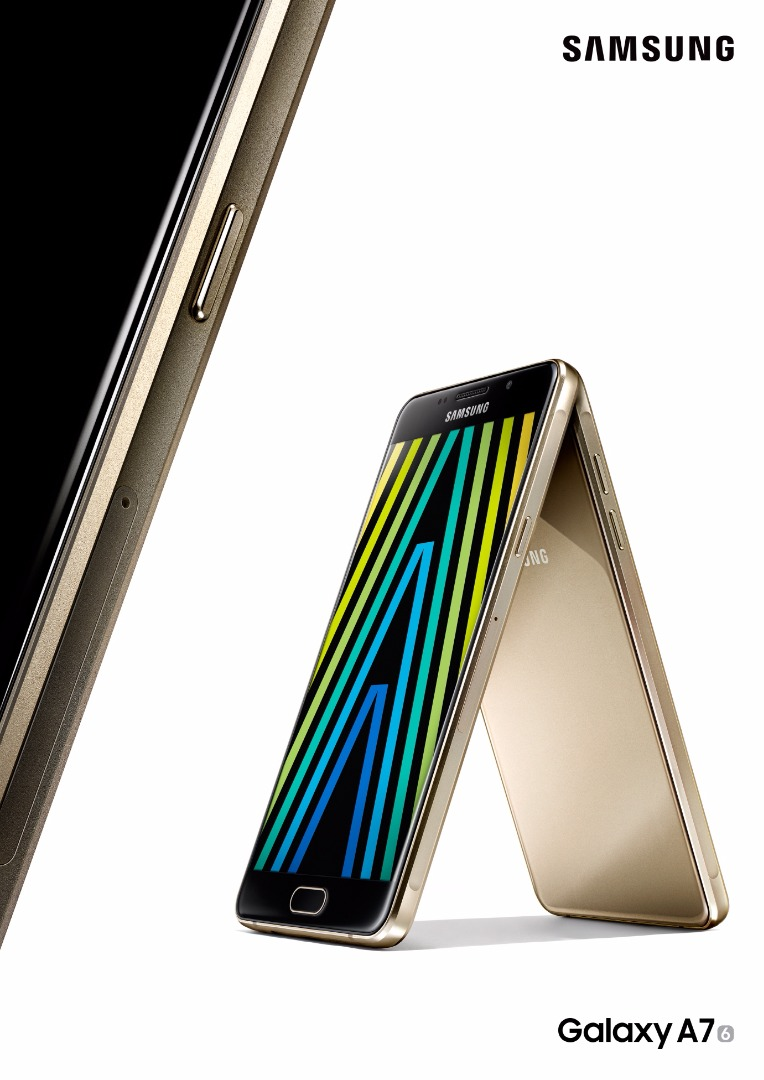 Samsung Galaxy A5 Phandroid New 2016 Sm Ram 2 Memori 16gb Versions Of The A3 And A7 Officially Announced With Ois Pay