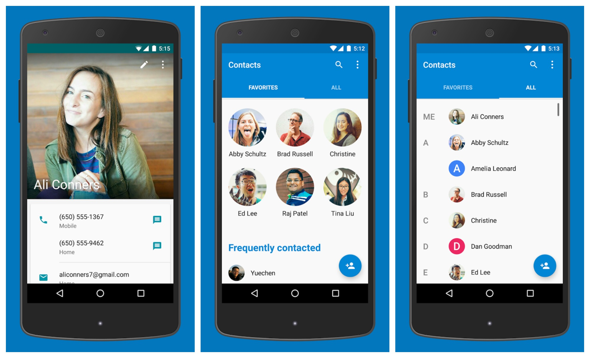 Google Phone And Contacts Are Back In The Play Store