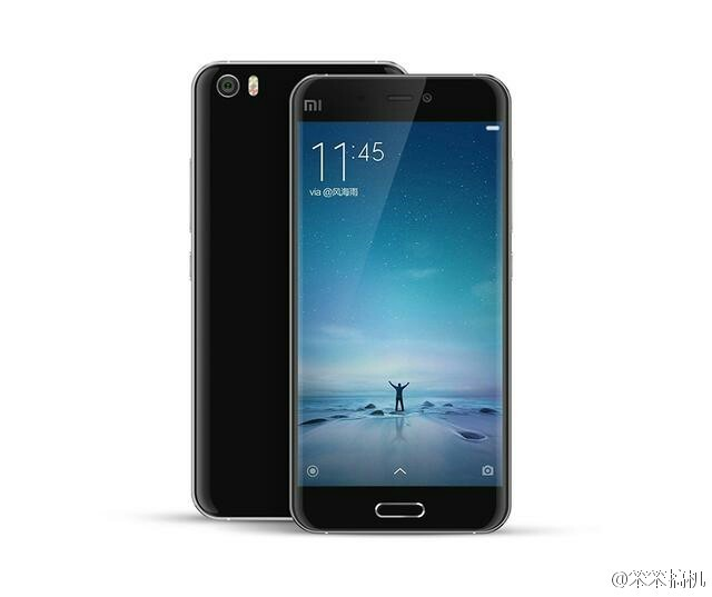 Xiaomi-MI-5-black