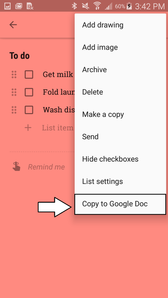 7 Note-Taking Tips with Google Keep