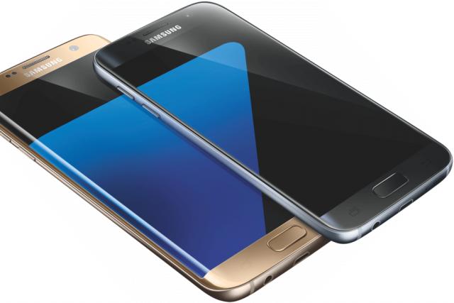 Samsung Galaxy S7 Edge leaked renders