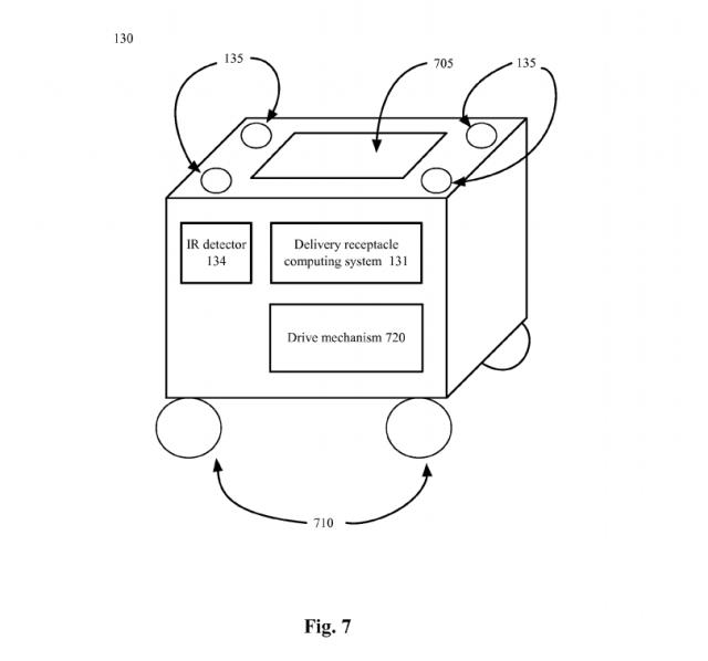 google drone patent