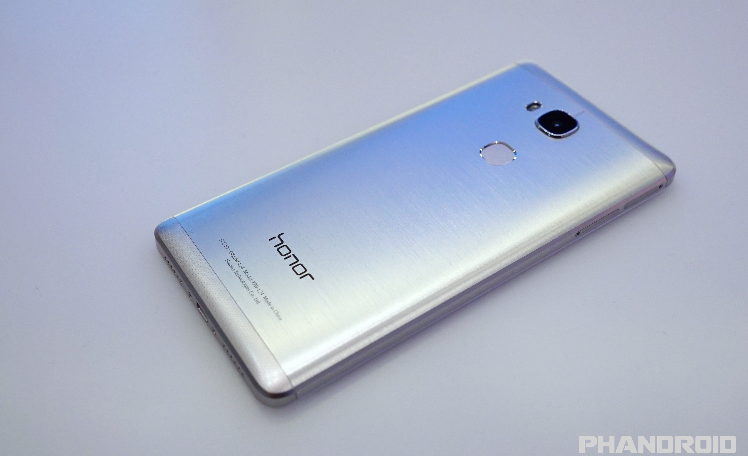 Huawei Honor 5X: reviews and features