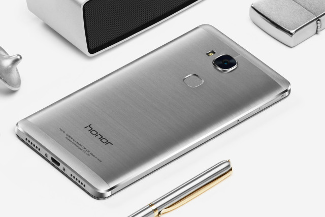 honor 5x silver