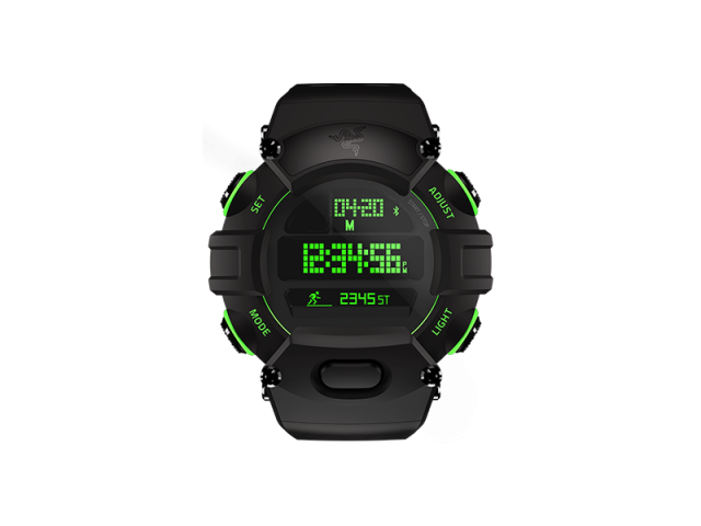 "Razer introduces a more traditional watch with ""smart features"""