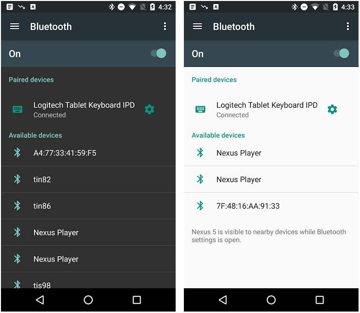 Android N could completely change how the Settings menu looks