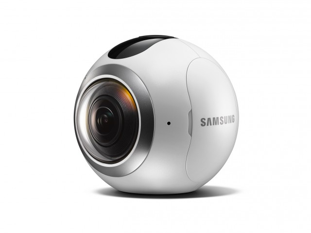 Samsung's Gear 360 will cost $350, which is $150 more than the LG 360 Cam