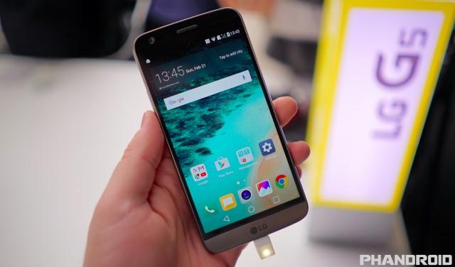 LG G5 hands on DSC01374
