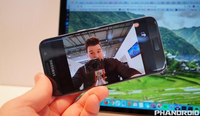 Samsung Galaxy S7 Motion Photos