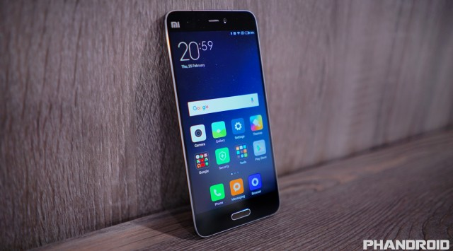 Xiaomi Mi5 DSC02004