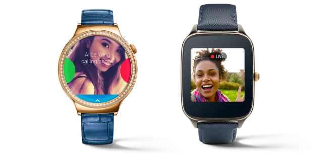 android wear speakers