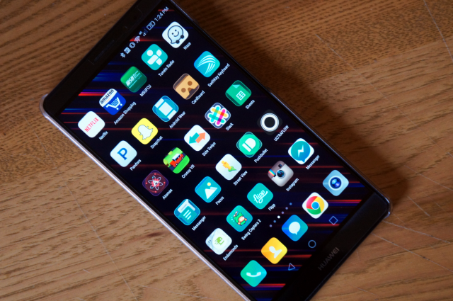 huawei mate 8 apps