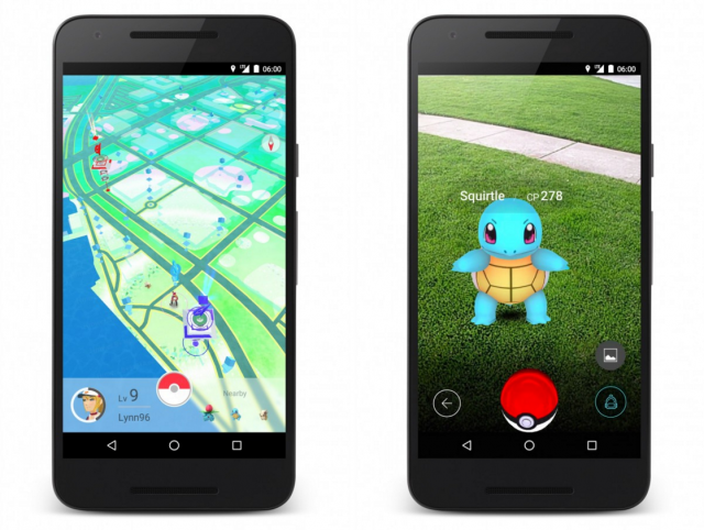Pokemon Go coming to a smartphone near you this Summer
