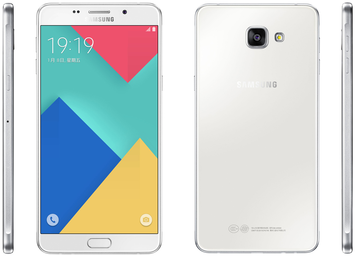 Samsung Galaxy A9 Pro is offic...