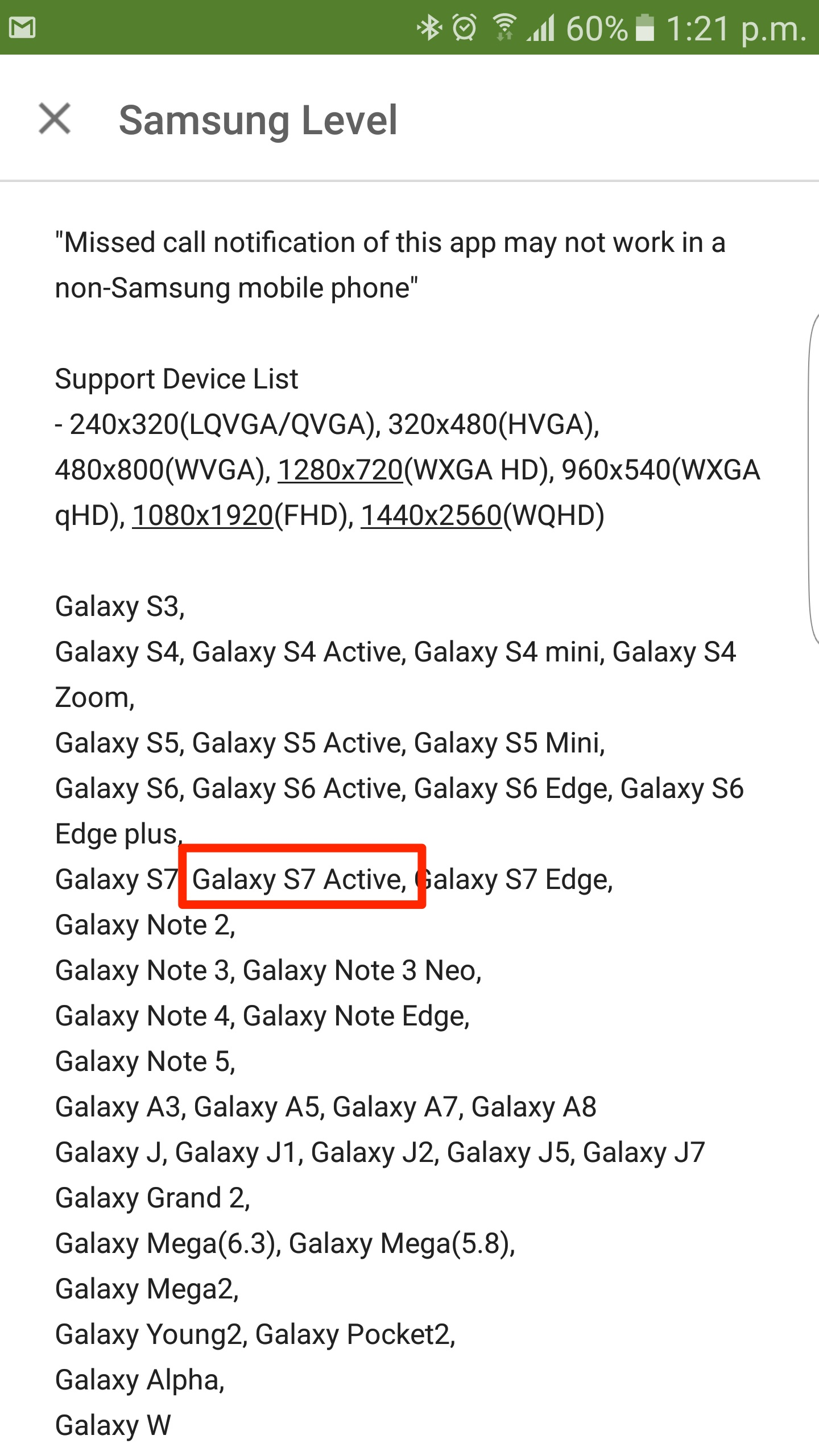 Samsung accidentally confirms the Galaxy S7 Active in app ...