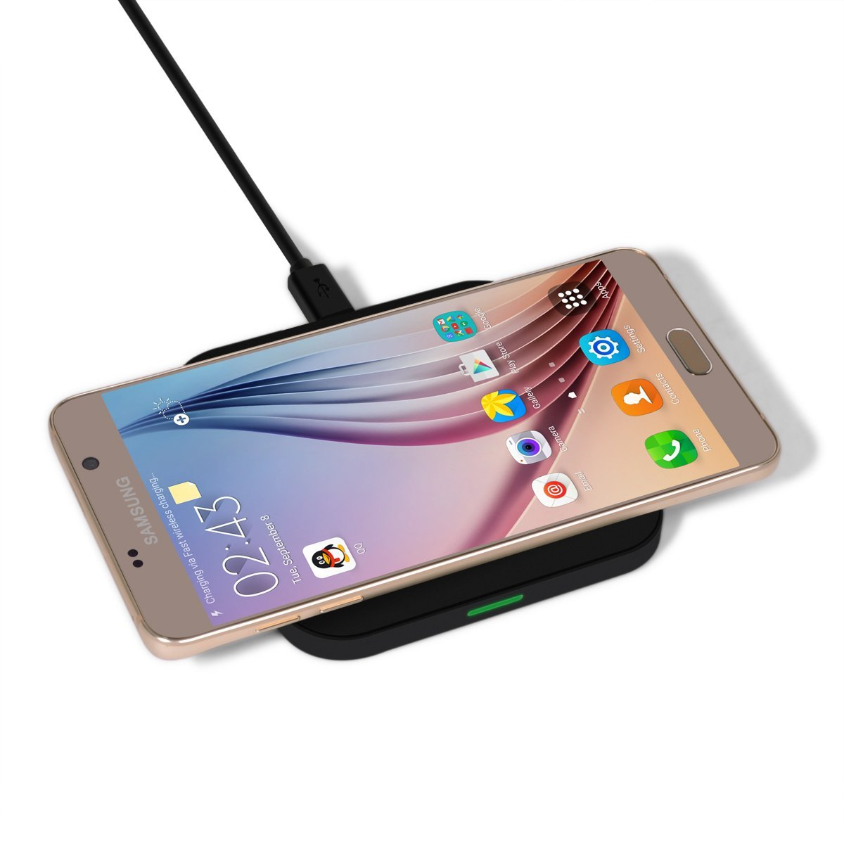 6 Best Samsung Galaxy S7 Amp Galaxy S7 Edge Chargers Phandroid