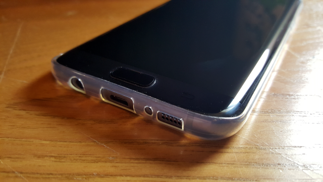 This is one of the thinnest cases you can get for the Galaxy S7