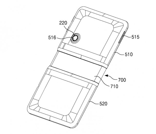 samsung-foldable-phone-project-valley-patent-back
