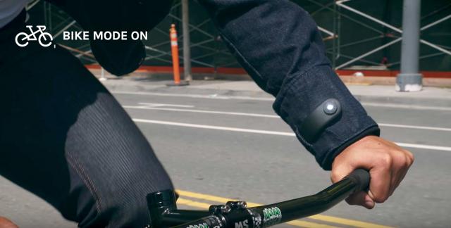 Google ATAP Project Jacquard Levis Commuter Jacket