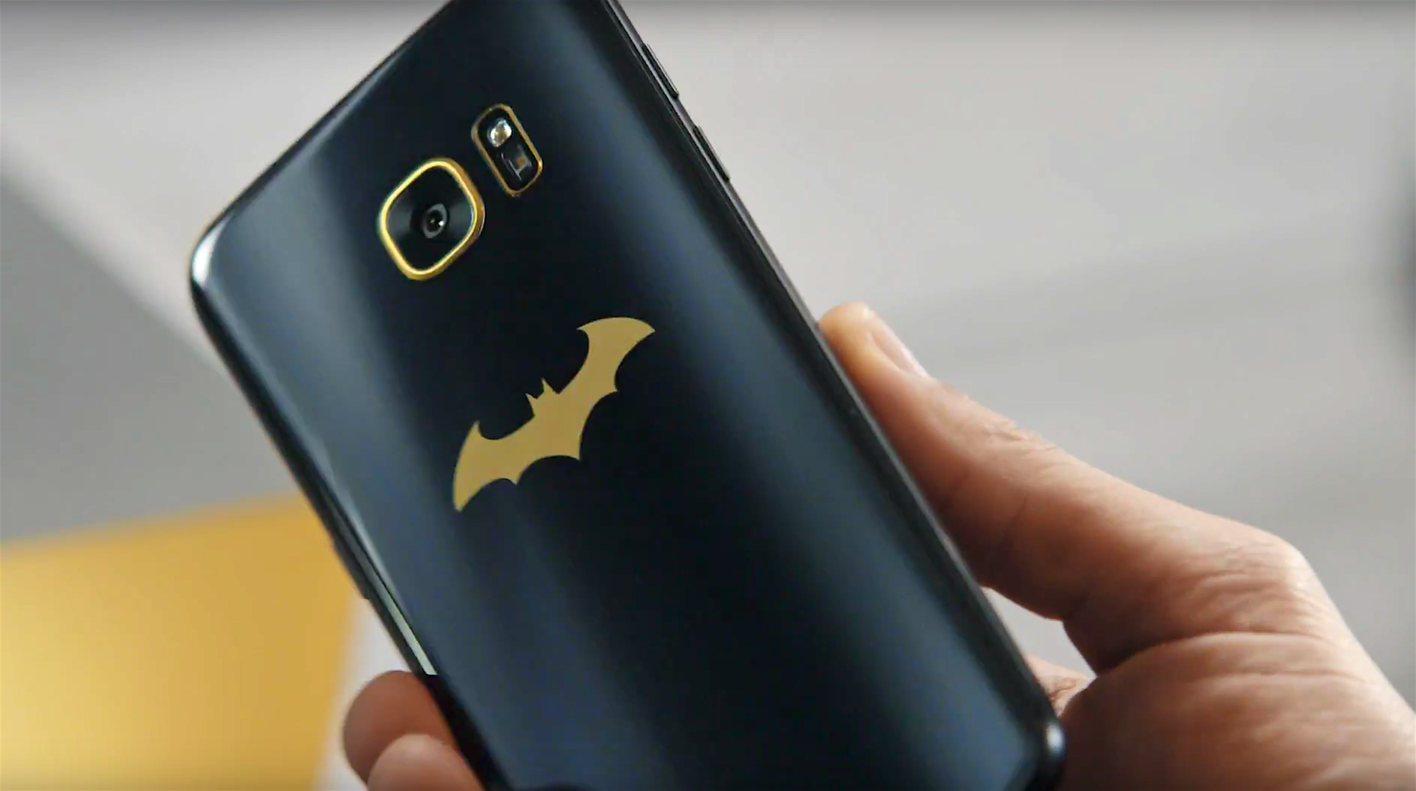 Official Samsung Galaxy S7 Edge Injustice Edition unboxing
