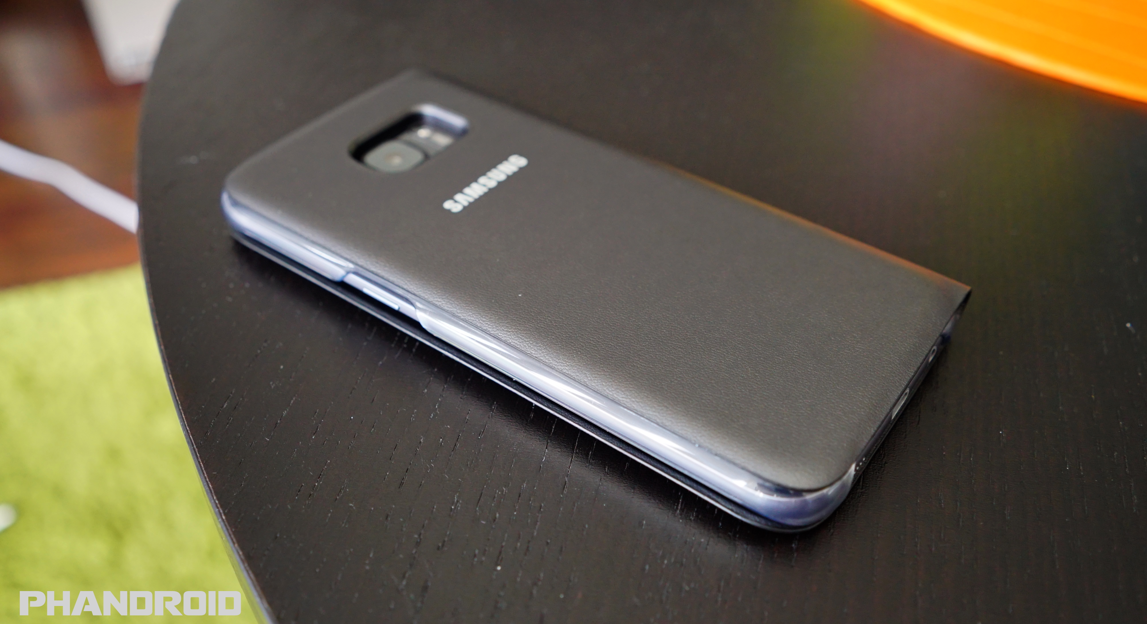 led view cover galaxy s7 edge