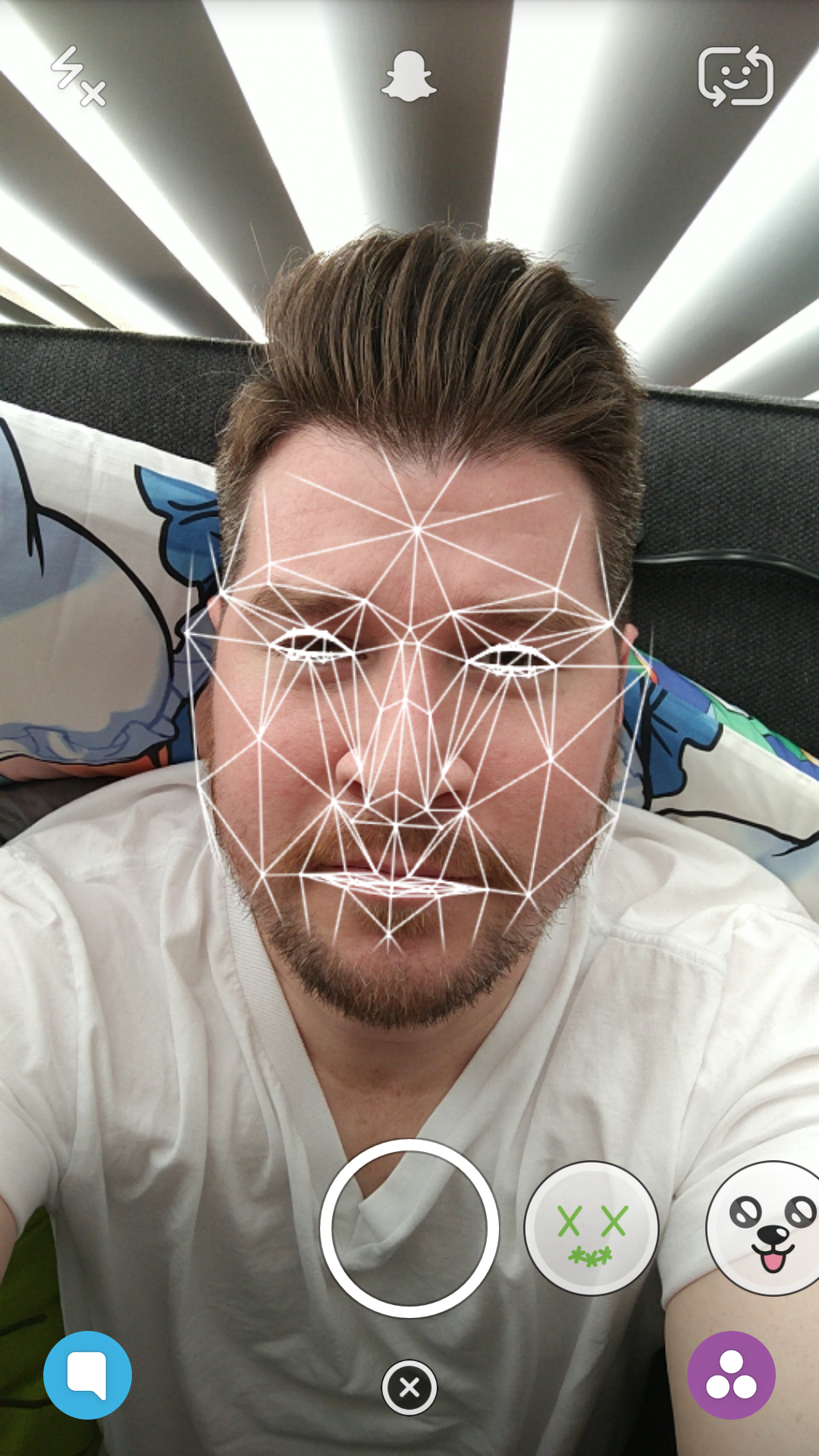 How To Use Snapchat Filters 3d Lenses Amp Face Swap Phandroid