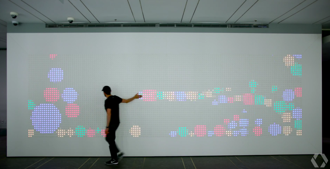 Google made a giant interactive web-powered display from ...