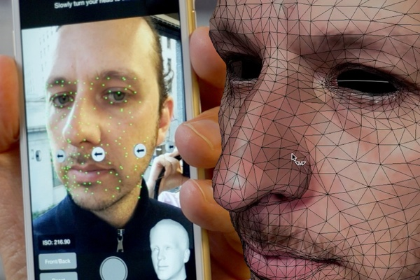 Snapchat acquires 3D imaging startup Seene