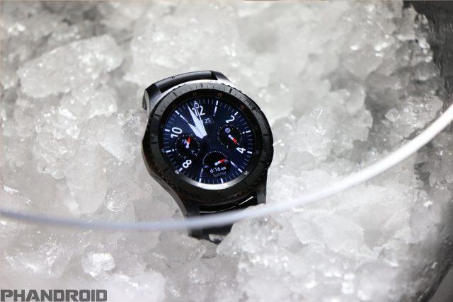 Samsung Gear S3 Specs Frontier Vs Classic