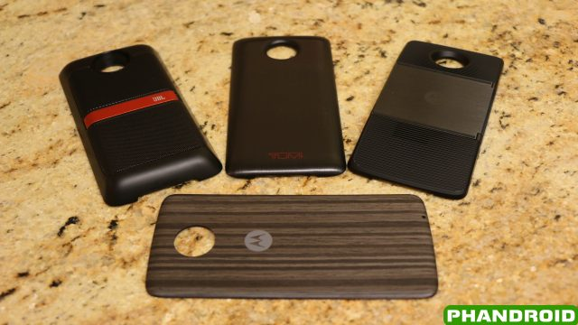 Leaked video shows upcoming Moto Mods, including tablet ...
