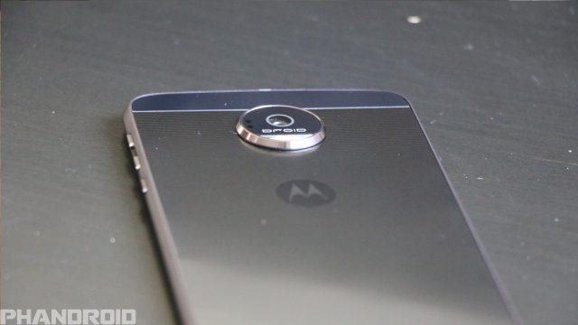Moto Z Force Camera Bump