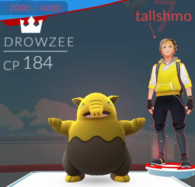 pokemon go defend