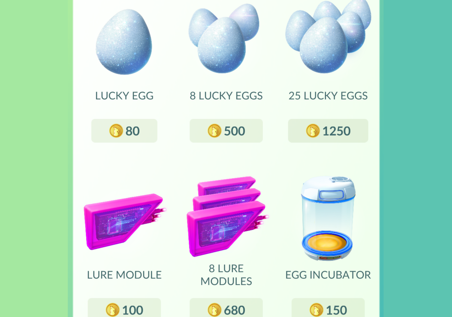 pokemon go how to get lucky egg
