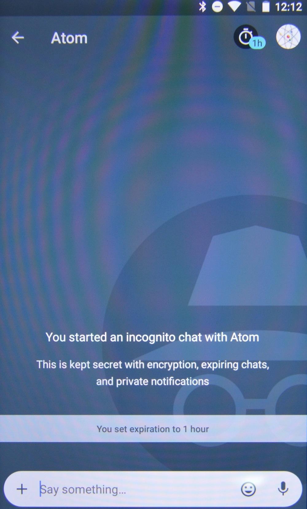 Image result for incognito mode allo