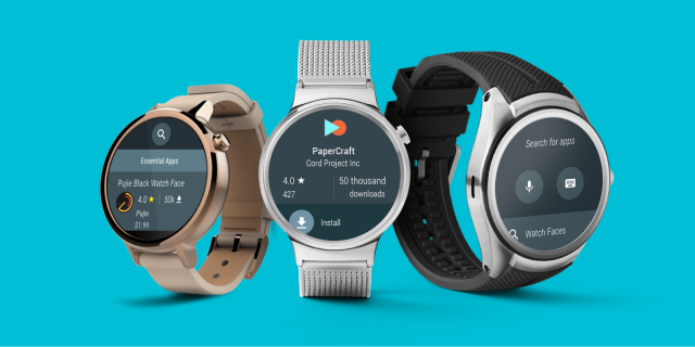 A quick preview Android Wear 2 0's standalone apps