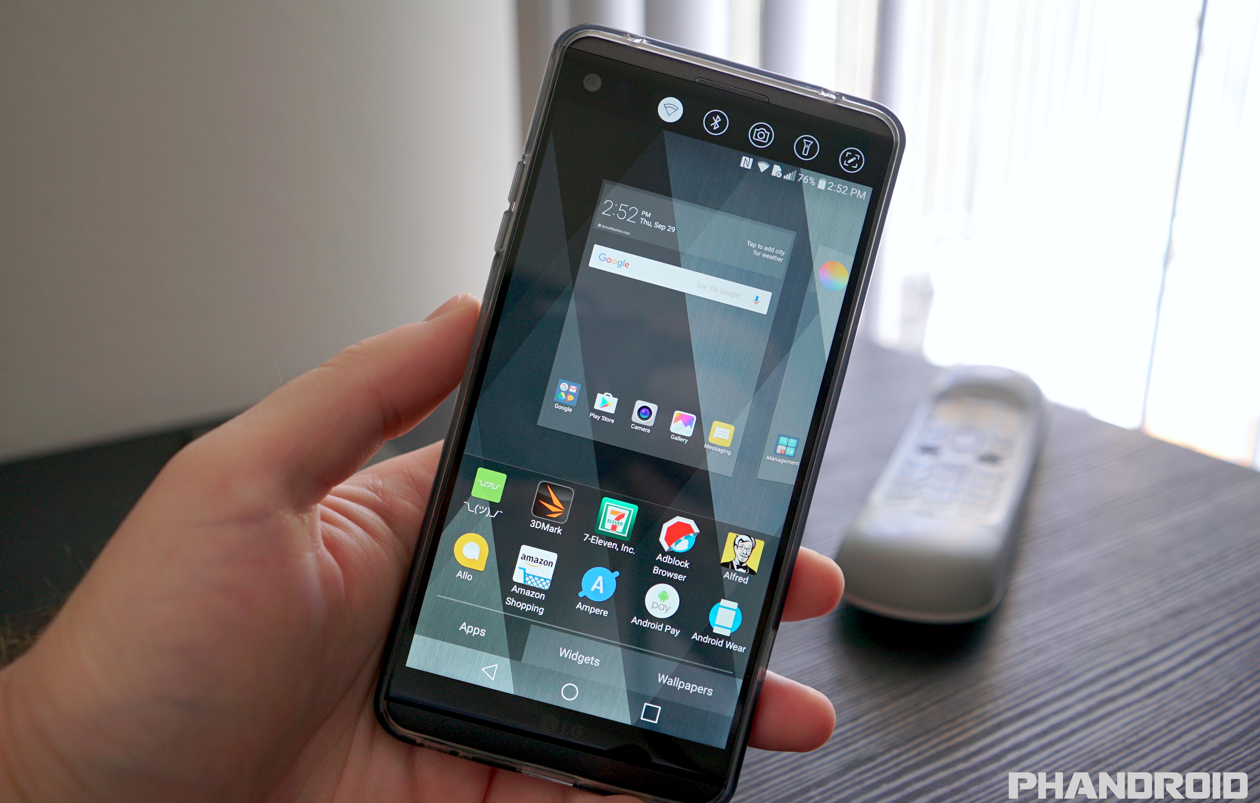 Lg v20 30 tips tricks customize your home screen buycottarizona Gallery