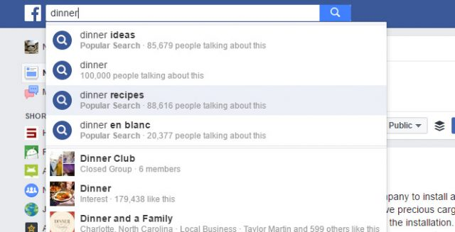 facebook-topic-search