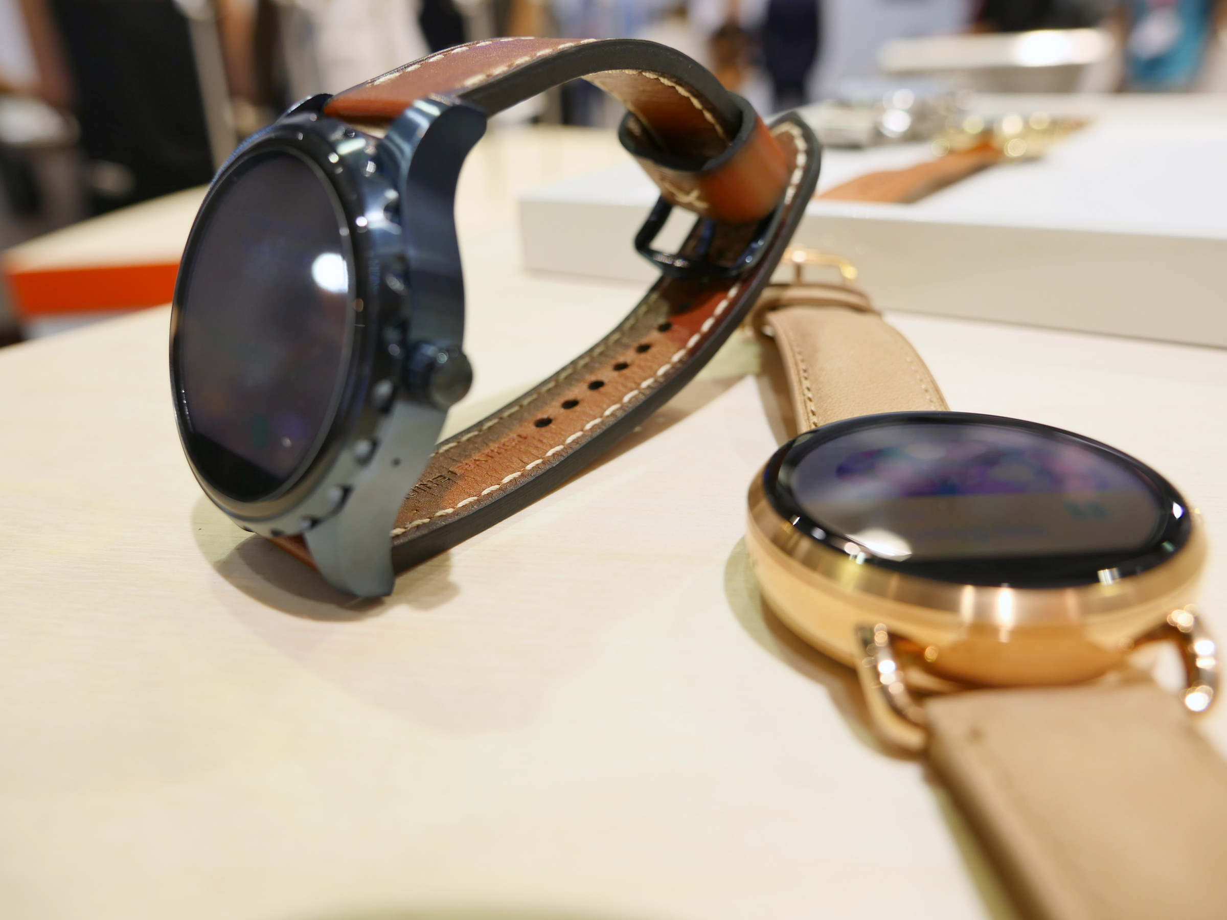 Hands On Fossil Q Marshal And Wander Android Wear Smartwatches 6