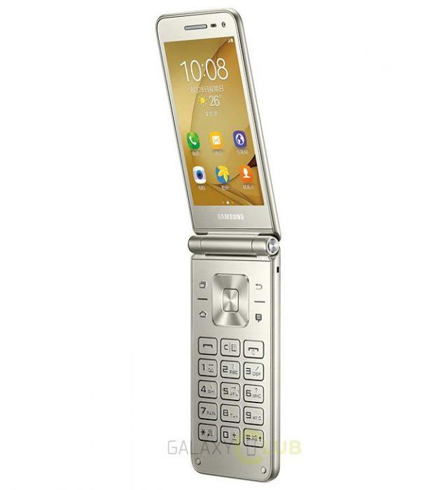 Official photos of Samsung's next smart flip phone leak