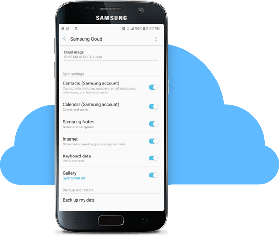samsung backup how to backup your samsung galaxy note 7 to the cloud before returning it