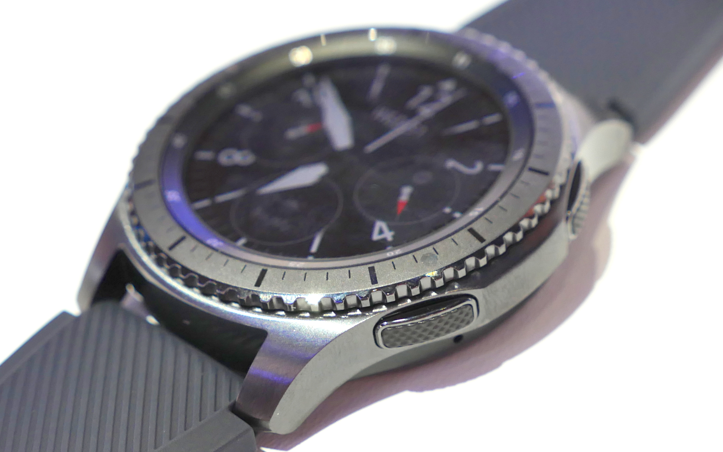 A Second Look At The Samsung Gear S3 Frontier And Gear S3