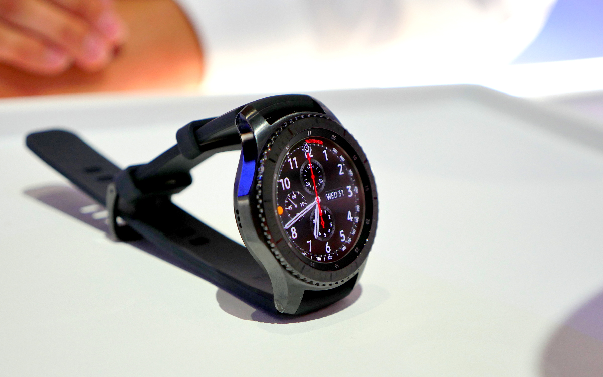 A second look at the Samsung Gear S3 Frontier and Gear S3 ...