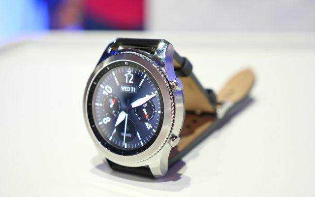 Samsung Announces LTE Version Of The Gear S3 Classic