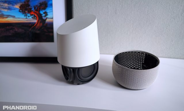 List of supported apps for Google Home at launch