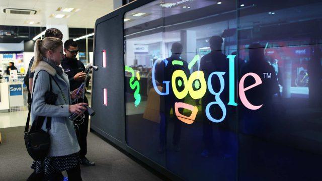 google-pop-up