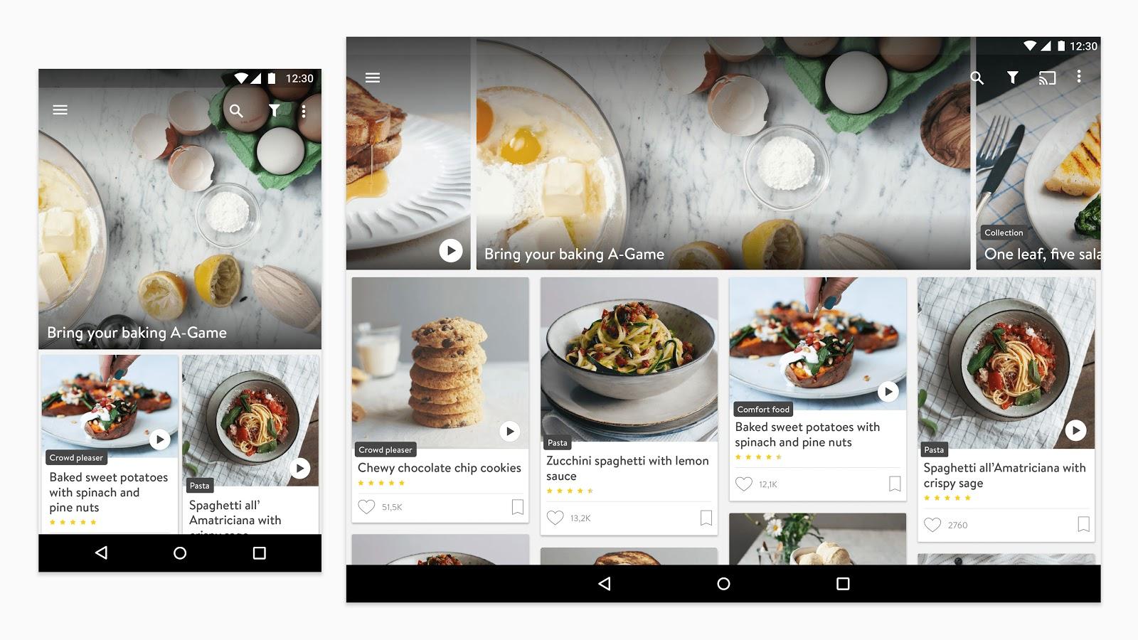 5 material design apps that google thinks are brilliant - Best kitchen design app ...