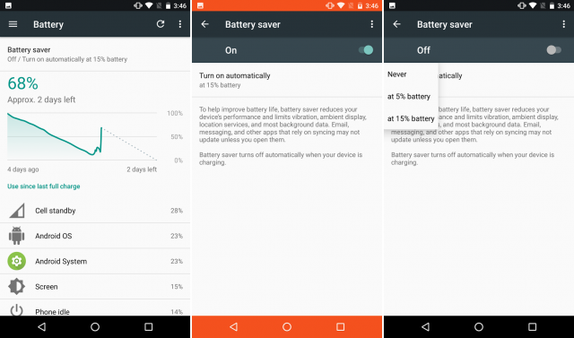 pixel-battery-saver